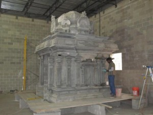 Padmavathy Devi Shrine